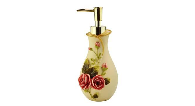 Pietro Soap Dispenser (Cream) by Urban Ladder - Front View Design 1 - 333962