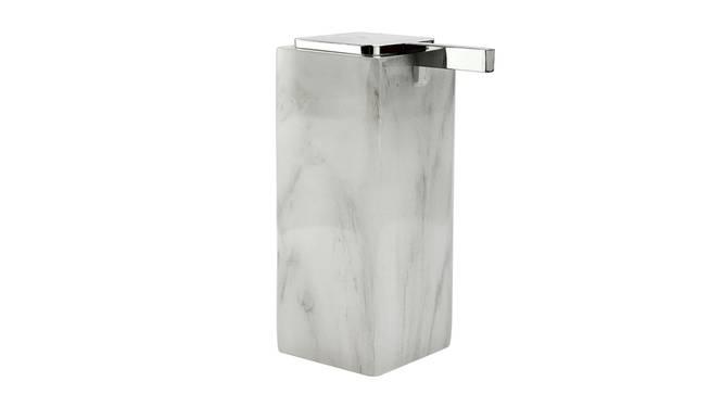 Ragnar Soap Dispenser (White) by Urban Ladder - Front View Design 1 - 333967