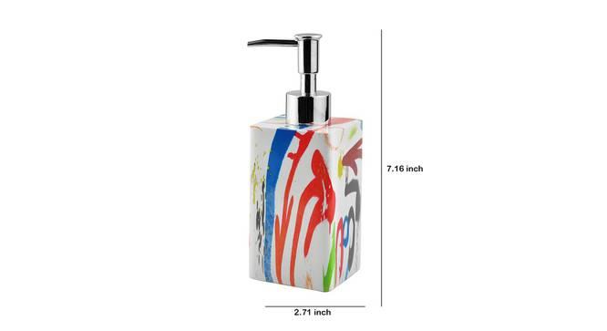 Rafal Soap Dispenser by Urban Ladder - Design 1 Dimension - 333980