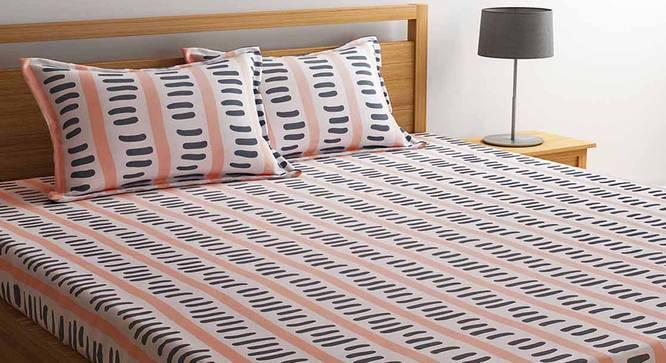 Fox Bedsheet Set (Queen Size) by Urban Ladder - Design 1 Full View - 334836