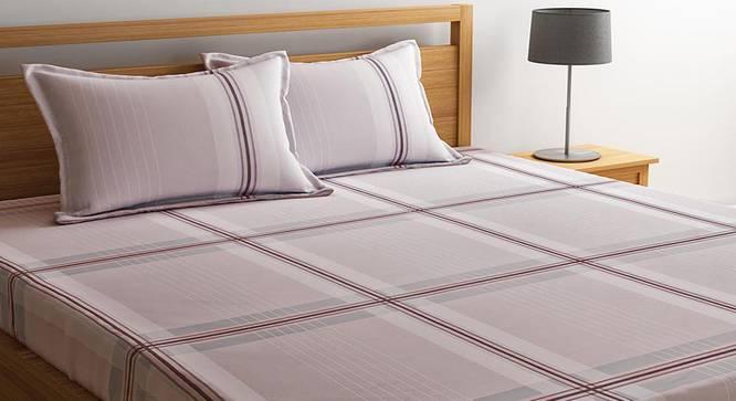 Eula Bedsheet Set (Queen Size) by Urban Ladder - Design 1 Full View - 334837