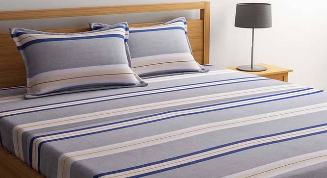 Hill Bedsheet Set (Queen Size) by Urban Ladder - Design 1 Full View - 334838