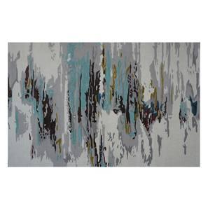 "Myla Carpet (Rectangle Carpet Shape, 150 x 240 cm  (59"" x 94"") Carpet Size) by Urban Ladder - Front View Design 1 - 335217"