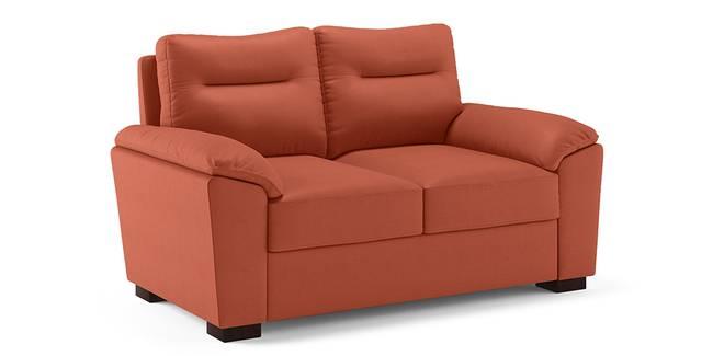 Adelaide Compact Leatherette Sofa (Tan) (Tan, 1-seater Custom Set - Sofas, None Standard Set - Sofas, Leatherette Sofa Material, Regular Sofa Size, Regular Sofa Type)