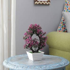 Calloway artificial plant white lp