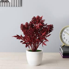 Merdith artificial plant white lp