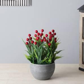 Oriana artificial plant grey lp