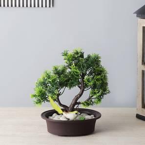 Pamela artificial plant brown lp
