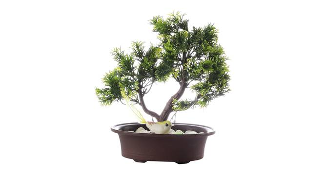 Pamela Artificial Plant by Urban Ladder - Front View Design 1 - 335648