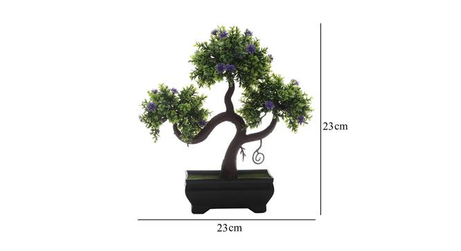 Marlie Artificial Plant by Urban Ladder - Rear View Design 1 - 335838
