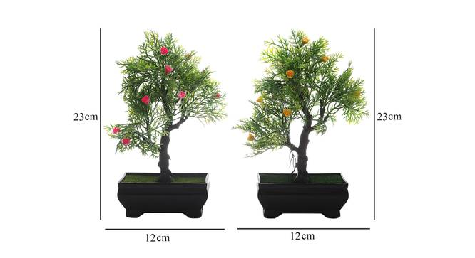 Reeve Artificial Plant by Urban Ladder - Design 1 Dimension - 335873