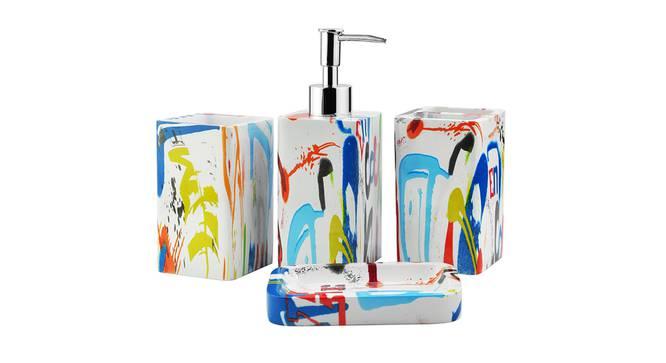 Emanuel Bath Accessories Set by Urban Ladder - Front View Design 1 - 336044