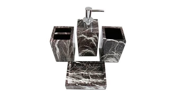 Gael Bath Accessories Set by Urban Ladder - Design 1 Top View - 336097