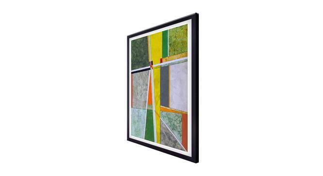 Rahmin Wall Art by Urban Ladder - Cross View Design 1 - 336239