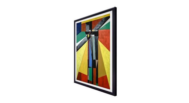 Puline Wall Art by Urban Ladder - Cross View Design 1 - 336241