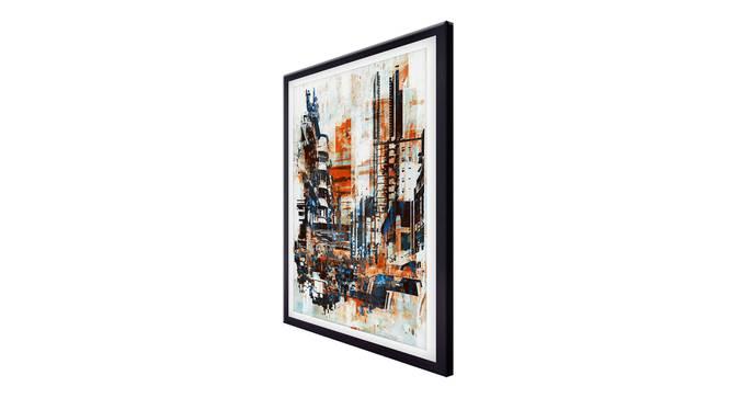 Yamin Wall Art by Urban Ladder - Cross View Design 1 - 336278