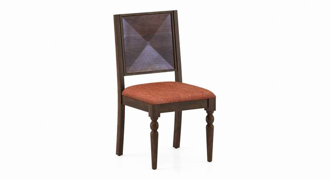 Mirasa Dining Chair - Set of 2 (Lava) by Urban Ladder - Cross View - 336333