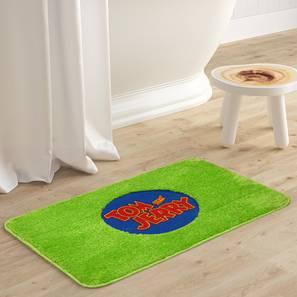 Analia bath mat  green229 free lp