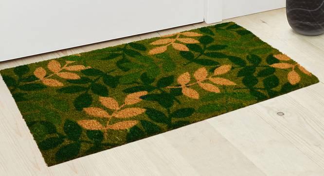 Amirah Door Mat (Green) by Urban Ladder - Design 1 Half View - 336412