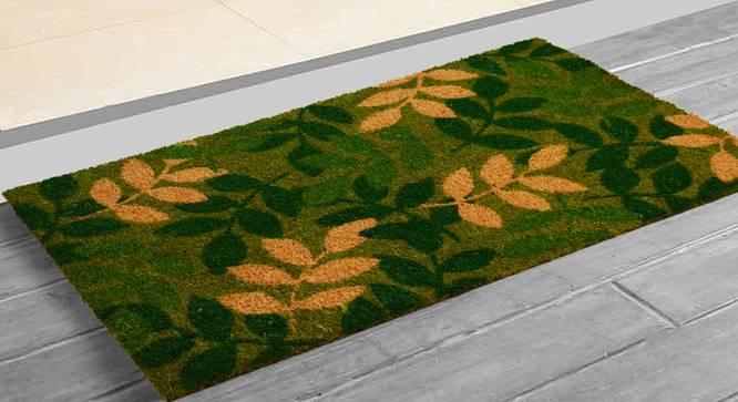 Amirah Door Mat (Green) by Urban Ladder - Design 1 Half View - 336419