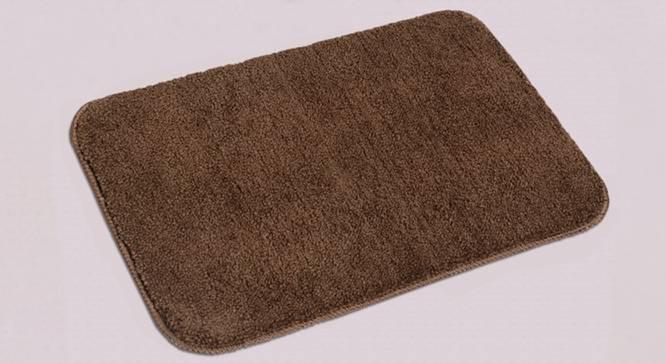 Cadence Bath Mat Set of 2 (Brown) by Urban Ladder - Design 1 Half View - 336573