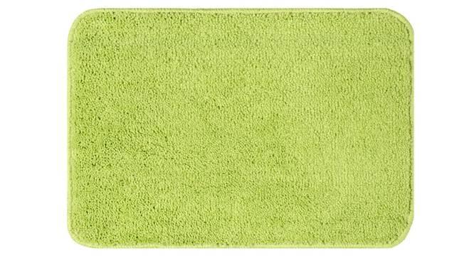 Cadence Bath Mat Set of 2 (Green) by Urban Ladder - Front View Design 1 - 336587