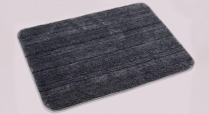 Frances Bath Mat Set of 2 (Grey) by Urban Ladder - Design 1 Half View - 336742