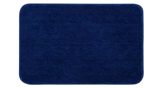 Kendra Bath Mat Set of 2 (Blue) by Urban Ladder - Front View Design 1 - 337086