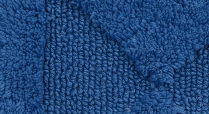 Katie Bath Mat (Blue) by Urban Ladder - Design 1 Close View - 337091