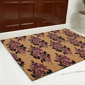 Melany door mat  black211 free lp