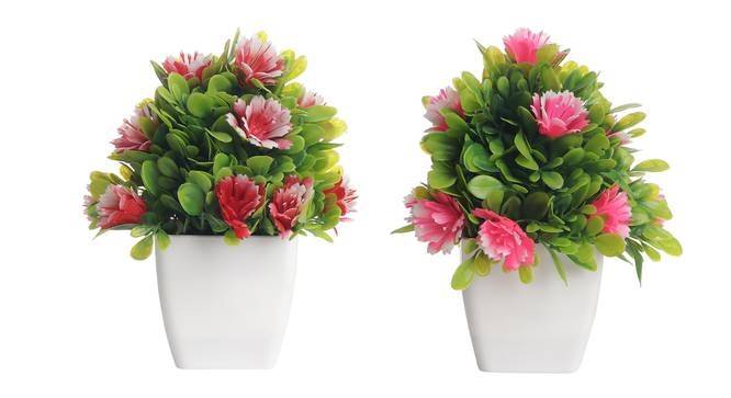 Clover Artificial Plant by Urban Ladder - Front View Design 1 - 337670