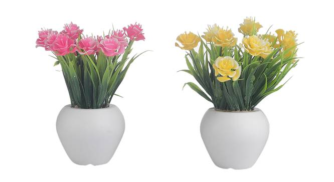 Geneva Artificial Plant by Urban Ladder - Front View Design 1 - 337784