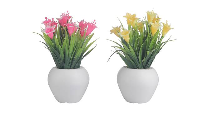 Marilla Artificial Plant by Urban Ladder - Front View Design 1 - 337788