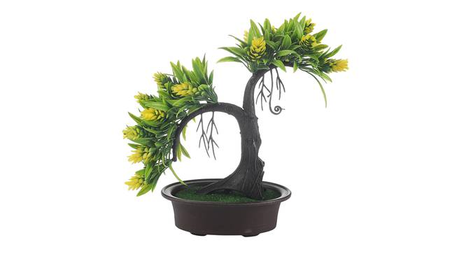 Rowena Artificial Plant by Urban Ladder - Front View Design 1 - 337889