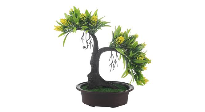 Rowena Artificial Plant by Urban Ladder - Cross View Design 1 - 337900