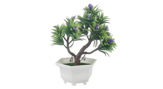 Sally Artificial Plant by Urban Ladder - Cross View Design 1 - 337942