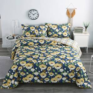 Frances BEDDING SET (Double Size) by Urban Ladder - Design 1 Full View - 338293