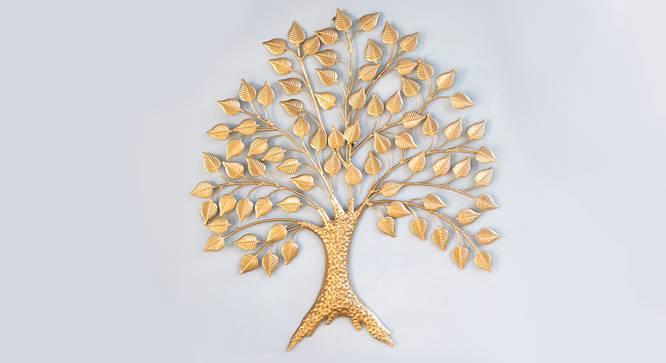 Amara Gold Tree Wall Decor by Urban Ladder - Front View Design 1 - 338481