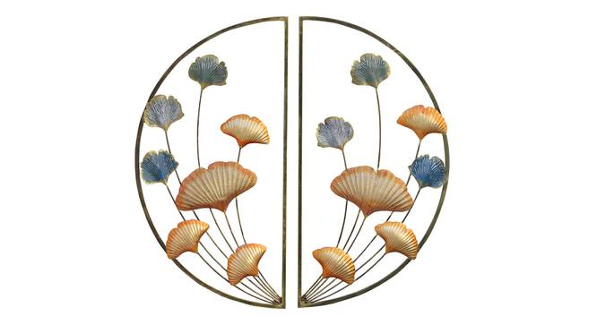 Flora Ginko Wall Decor by Urban Ladder - Front View Design 1 - 338485
