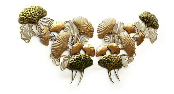 Luv Ginko Wall Decor by Urban Ladder - Front View Design 1 - 338516