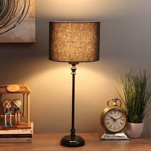 Elodie table lamp black lp