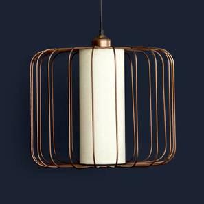 Merriam  hanging lamp copper 16 lp