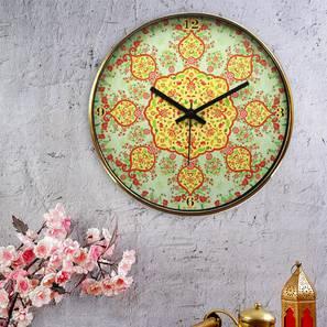 Mughal wall clock multi11 lp