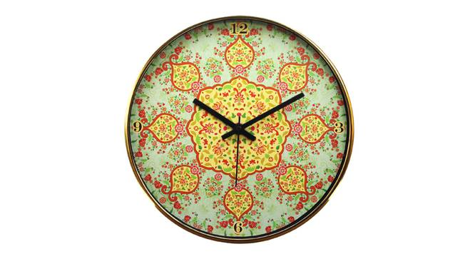 Mughal Wall Clock by Urban Ladder - Front View Design 1 - 338827