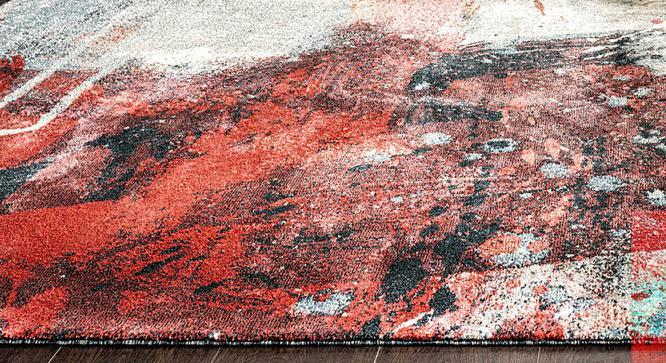 "Bohemia Carpet (Black, Rectangle Carpet Shape, 152 x 81 cm  (60"" x 32"") Carpet Size) by Urban Ladder - Design 1 Close View - 339230"