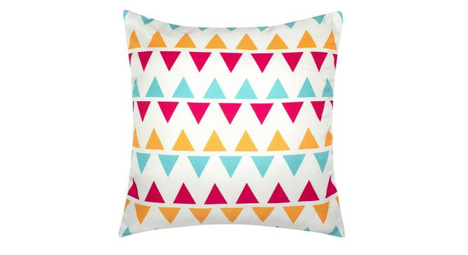 """Lisette Cushion Cover - Set of 2 (30 x 46 cm  (12"""" X 18"""") Cushion Size) by Urban Ladder - Front View Design 1 - 340045"""
