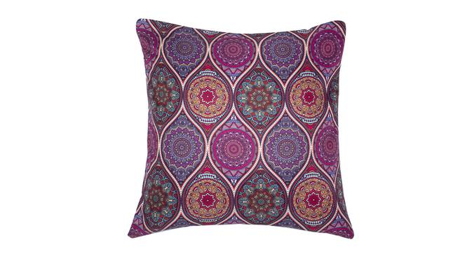 """Valeska Cushion Cover - Set of 2 (41 x 41 cm  (16"""" X 16"""") Cushion Size) by Urban Ladder - Front View Design 1 - 340197"""