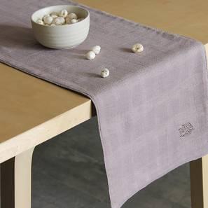 Mason Table Runner (Grey) by Urban Ladder - Design 1 - 340551