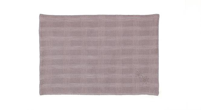 Mason Table Runner (Grey) by Urban Ladder - Front View Design 1 -