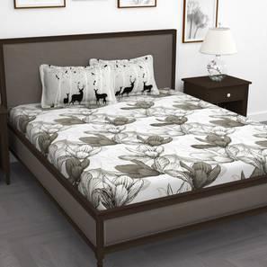 Avalon bedsheet white lp